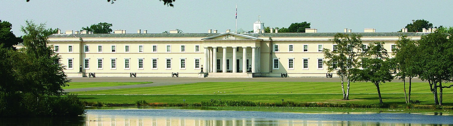 Old College, The Royal Military Academy Sandhurst